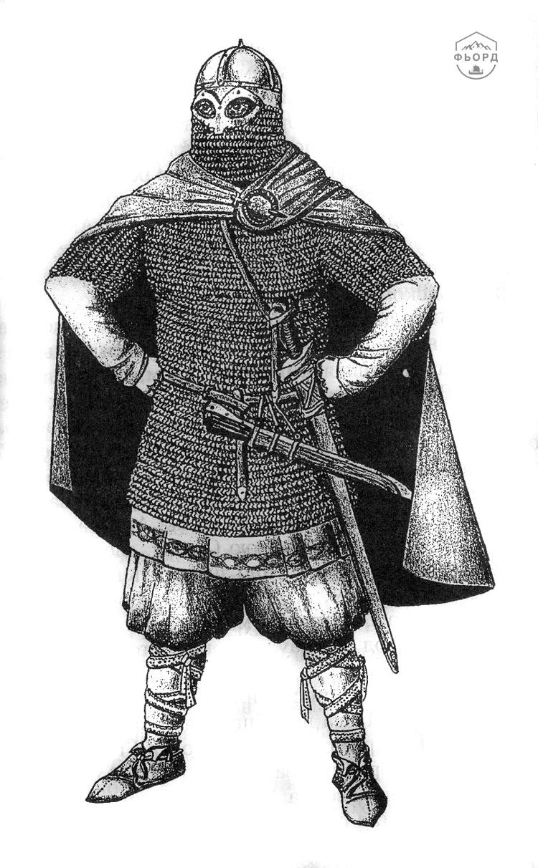 Форинг - предводитель дружины викингов