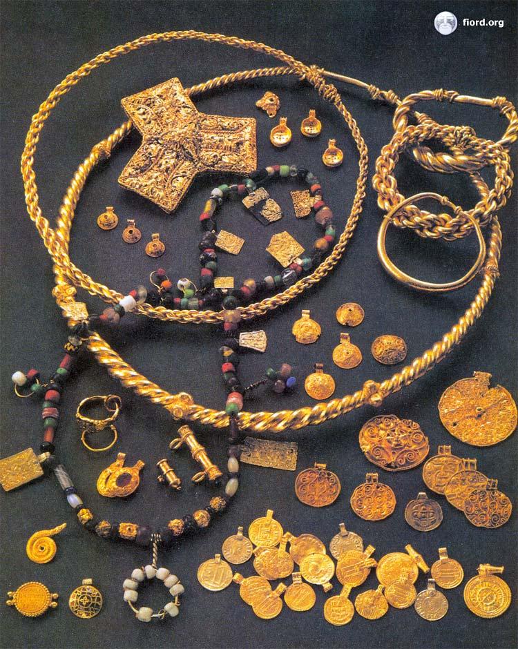 Золотой клад викингов