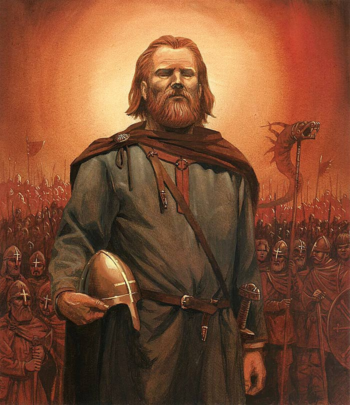 Олаф II Харальдссон Святой