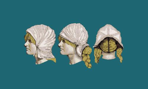 Использование головных платков скандинавскими женщинами