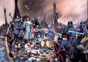 Окружение Олафа Трюггвасона, битва у Свольда