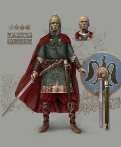 Святослав Игоревич. Князь Киевский