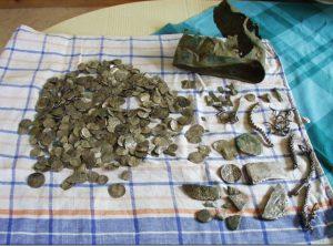 Монеты викингов
